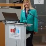 Ursula Schinzel at Uni Luxembourg PhD Days